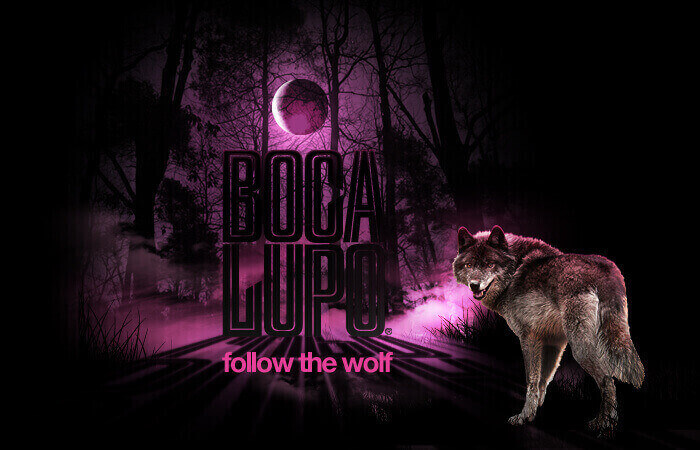 Boca Lupo - Follow The Wolf