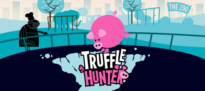Truffle Hunter Game